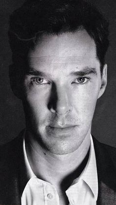 Benedict Cumberbatch.  But seriously, how is Benedict so beautiful? I mean, look at him! Just being there, radiating beauty.