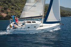 Sailing Away on a Beneteau 311...
