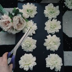 Workshop days...creating custom items for our special brides Sarah.jane.events@outlook.com
