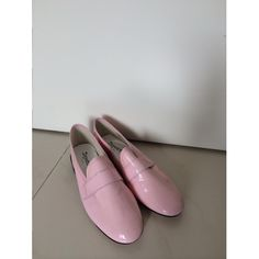 REPETTO PATENT LEATHER LOAFERS