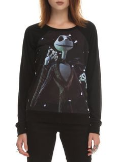 Nightmare before Christmas sweater at Hot Topic. I WANTED THIS SO BAD BUT IT WAS OUT OF STOCK THEN WENT AWAY D: