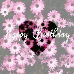 Happy Birthday - Happy New Year 2019 Happy Birthday April, Happy Birthday Flower, Happy Birthday Pictures, Happy Birthday Messages, Birthday Love, Happy Birthday Greetings, Sister Birthday, Birthday Blessings, Happy Birthday Quotes