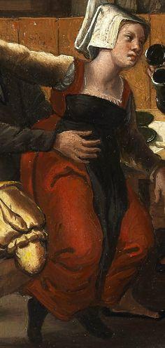 Antwerpen Dress Research on MorganDonner.com