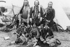 Flathead group - 1906