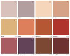 2020 2021 Color Trends - Discovering the top palettes for interiors and decor for the next year Paint Colors For Home, House Colors, Colorful Decor, Colorful Interiors, Color Trends, Design Trends, Shabby Chic Salon, Pantone 2020, Luxury Homes Interior