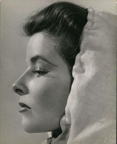 Katharine Hepburn by Martin Munkacsi