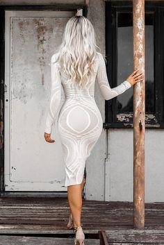 Contain My Ego Dress – Gigi and Lolita