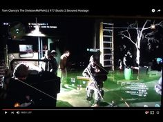 Tom Clancy's The Division#MPM4:|:|| 977 Studio 2 Secured Hostage