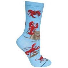 lobster sock. #JoesCrabShack