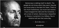 Mussolini Quotes Pleasing Inspirador Y Profundo  Reflexiones Tröl  Pinterest Inspiration