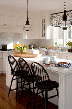 Beautiful Kitchens and Dining Rooms | ©Pinemar