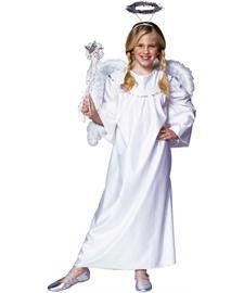 RG Costumes Deluxe Angel Child MediumSize 810