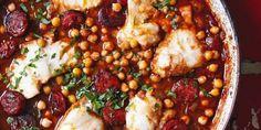 Spanish Cod stew