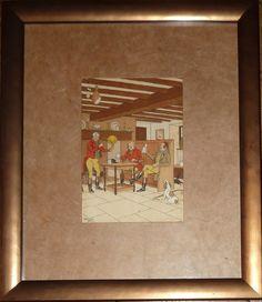 Encadrement - Harry Eliott - Retour de chasse Painting, Art, Picture Frame, Hunting, Art Background, Painting Art, Kunst, Paintings, Performing Arts