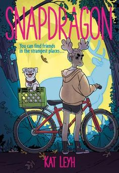 """Read """"Snapdragon"""" by Kat Leyh available from Rakuten Kobo. Kat Leyh's Snapdragon is a magical realist graphic novel about a young girl who befriends her town's witch and discovers. Comic Book Pages, Comic Book Artists, Comic Book Covers, Comic Book Characters, Best Comic Books, Comic Books Art, Baby Opossum, Vintage Comics, Cover Art"""