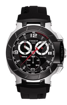 8e359f3a1a2 Relógio Tissot T-Race - T048.417.27.057.00 Relógios Masculinos
