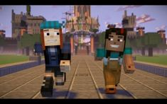 Honestly idc if Jesse can be a girl I ship Petra and Jesse! It's my OTP and you can't stop me Minecraft Fan Art, Minecraft Games, Petra, Tumblr, Ship, Memes, Season 1, Youtubers, Videogames