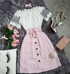 Best collection for girls, Hair, Nail, Face, Beauty Cute Casual Outfits, Modest Outfits, Skirt Outfits, Pretty Outfits, Pretty Dresses, Beautiful Dresses, Teen Fashion Outfits, Cute Fashion, Girl Fashion