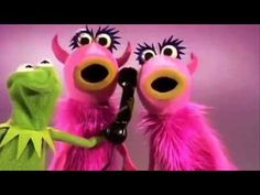 Manha Manha - The Muppets