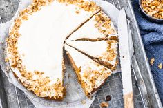 Carrot cake - Chickslovefood