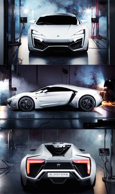W Motors Lycan Hypersport. #cars #lycan #hypersport