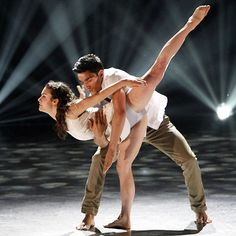 Robert and Kathryn <3 SYTYCD
