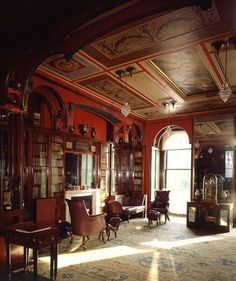 Sir John Soane's Museum, London.