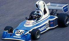 Jacques Laffite, Interlagos 1976, Ligier JS5