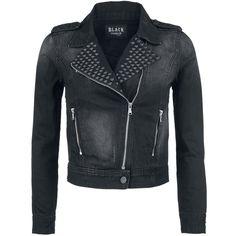 Black Premium by EMP loi farkkutakin biker-tyylisellä leikkauksella ja lisäsi mukaan vielä tummia niittejä. Yhdistelmä toimii täydellisesti! Katso tarkemmat tiedot täältä: http://www.emp.fi/black-premium-by-emp-studded-jeans-jacket-naisten-takki/art_281034/?campaign=emp/fi/sm/pin/promotion/desk/16082014-281034