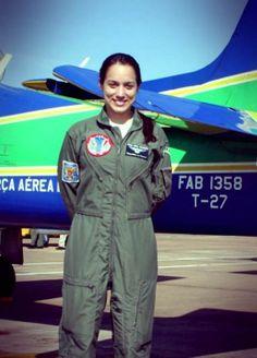 Female Pilot FAB