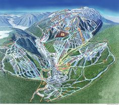 Grew up skiing here on Todd Mountain, now called Sun Peaks. Worked for the Sun Peaks Resort Association too, in 95 or so Map Globe, Ski Holidays, Trail Maps, Winter Photos, Snow Skiing, British Columbia, City Photo, Stuff To Do, Sun