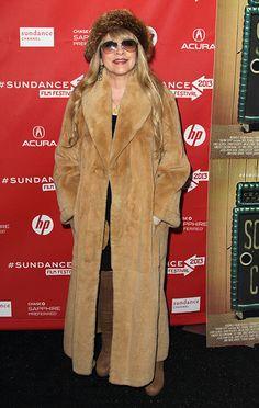 "Stevie Nicks of Sundance film ""Sound City."""