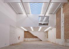 Caseyfierro completes Anish Kapoor's London studios