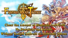 Fantasy War Tactics Cheats
