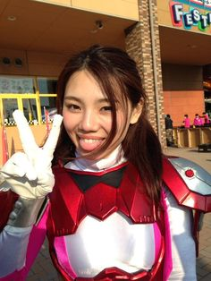 Super Sentai Zyuohger, Power Rangers In Space, Go Busters, Live Action Film, Mascot Costumes, Sexy Asian Girls, Hatsune Miku, Girlfriends, Cosplay