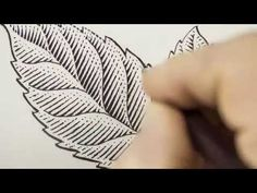 Time-lapse video showing the process of rendering by hand mint leaves in scratchboard. Illustration will be used on jelly and jam labels. Leaf Illustration, Engraving Illustration, Illustrator Tutorials, Art Tutorials, Ma Tattoo, Watercolor Art Lessons, Engraving Art, Wine Label Design, Botanical Tattoo