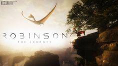 Crytek Debuts Trailer For Robinson: The Journey