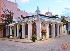 سوق الصناعات التقليدية بسوق المشير طرابلس ليبيا