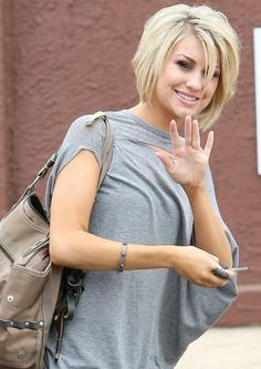Medium Hair Cuts - Bing Images hair....might be my next hair style! Not the color
