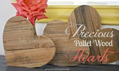 Pallet Hearts Featured