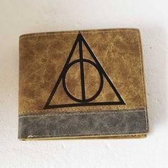 Cartera Harry Potter Reliquias de la Muerte