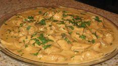 Nejjednodušší recept na kuře ve smetanové hořčičné omáčce!
