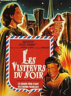 Les visiteurs du soir (Marcel Carné - 1942)
