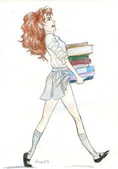 Hermione.pinup. by burdge-bug.deviantart.com on @deviantART