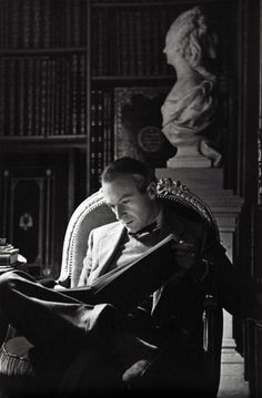 Cecil Beaton Self portrait.  Sir Cecil Walter Hardy Beaton, CBE was an English fashion and portrait photographer, diarist, painter, interior designer and an Academy Award-winning stage and costume designer for films and the theatre.