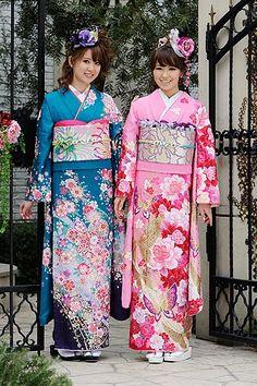 Kimono Yukata, Japanese Dresses Kimono, Kimonos Yukatas, Traditional Dresses, Clothing Kimono, Yukata Kimono, Japanese Kimonos, Dresses For Women