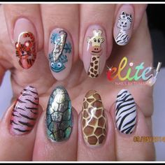 Photo taken by Elite Nails by Teresa - INK361