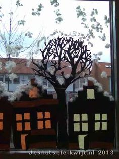 - New Ideas Advent, Saint Nicholas, Classroom Crafts, Winter Kids, Winter Theme, Creative Kids, Winter Wonderland, Crafts For Kids, December