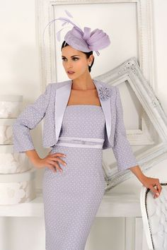 Exquisite wedding guest dress from Dress Code by Veromia