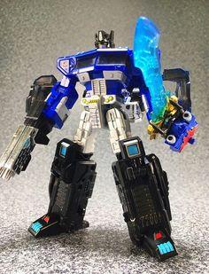 E-HOBBY Limited Transformers Legends Magna Convoy Images & Details